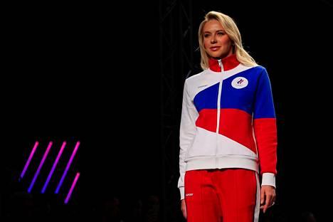 Venäjän värit ovat esillä Tokiossa, vaikka maan urheilijat edustavat joukkuetta nimeltä ROC.