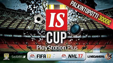 IS Cup pelataan Seinäjoen omaSP stadionilla lauantaina 22. huhtikuuta!