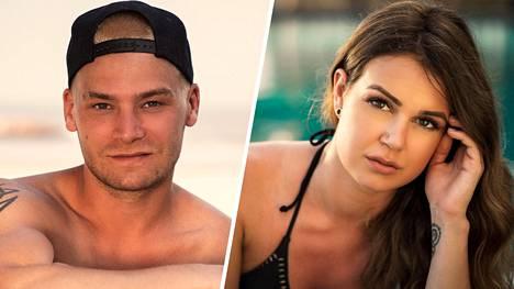 Temptation Island -ohjelmassa nähdyt sinkut Antti ja Daniela löysivät toisensa pudottuaan ohjelmasta.