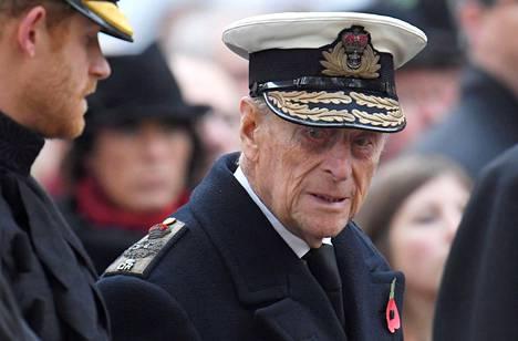 Prinssi Harry kertoo ikävöivänsä rakasta isoisäänsä syvästi.