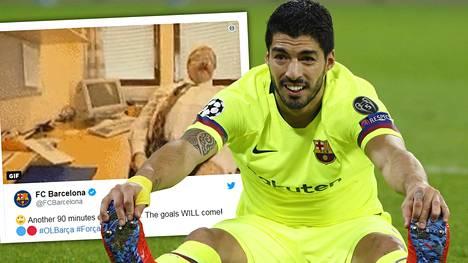 Kummelin sketsi päätyi FC Barcelonan julkaisuun – suurseura purki pettymystään sketsihahmon tuskalla
