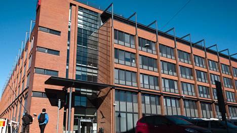Maahanmuuttovirasto toimii Helsingin Pasilassa.