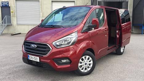 Ford Transitin lataushybridiversio on osaltaan siivittämässä merkin menestystä pakumarkkinoilla.