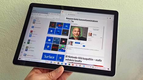 Surface 2 Go on edullisempi versio Microsoftin tabletista.
