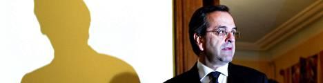 Uusi demokratia -puolueen puheenjohtaja Antonis Samaras lähetti eilen kirjeen EU:lle, IMF:lle ja EKP:lle.