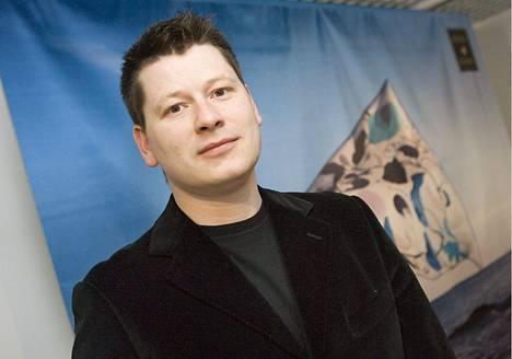 Alex Nieminen on Laundry Helsingin toimitusjohtaja.