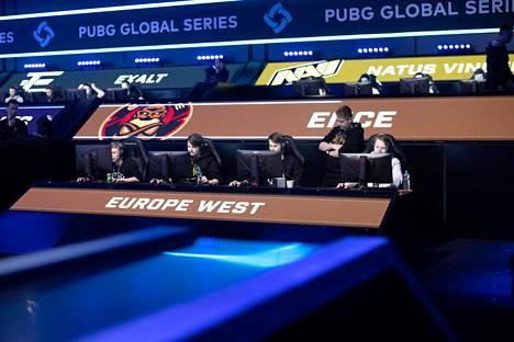 ENCE sijoittui turnauksessa seitsemänneksi. Viidenteen sijaan jäi eroa vain viisi pistettä.