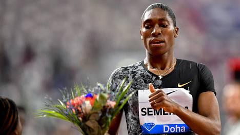 Olympiavoittaja Caster Semenyan testosteroniarvot ja sukupuoli ovat joutuneet maailmanlaajuiseen syyniin.
