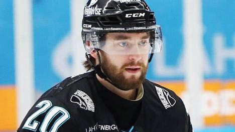 Hynek Zohornan ura jatkuu KHL:ssä.