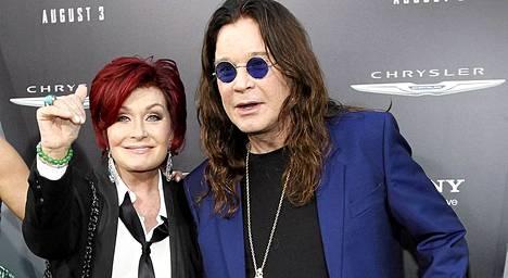 Sharon ja Ozzy palasivat yhteen lyhyen välirikon jälkeen.