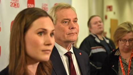 Antti Rinne aikoo astua sivuun puheenjohtajan paikalta ensi kesänä.