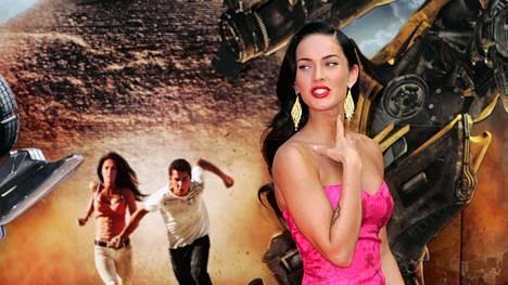 Megan Fox tunnetaan rääväsuisena naisena. Hän sai Transformersista potkut suoran tilityksensä takia.