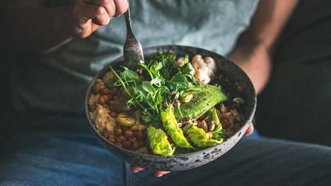 Suositusten mukaan ruoan kuitumäärän olisi hyvä olla ainakin 25 grammaa päivässä.