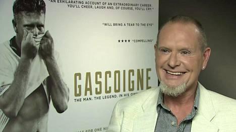 Paul Gascoignen elämästä on tehty dokumentti.