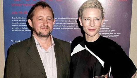 Cate Blanchett ja Andrew Upton