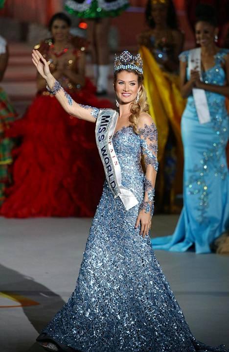 Miss Maailma titteli meni Miss Espanjalle.