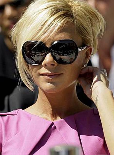 Victoria Beckhamin esiintyminen ei tehnyt vaikutusta kaiken nähneeseen yhdysvaltalaisyleisöön.