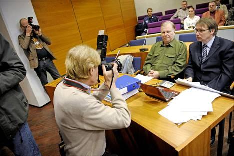 Tauno Luukkala tuomittiin taposta vankeuteen.