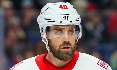 Henrik Zetterbergin selkävaivat avasivat Jussi Jokiselle mahdollisuuden Detroitissa.