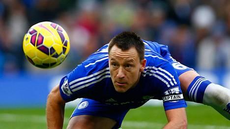 John Terryn aika Chelseassa on saamassa jatkoa.