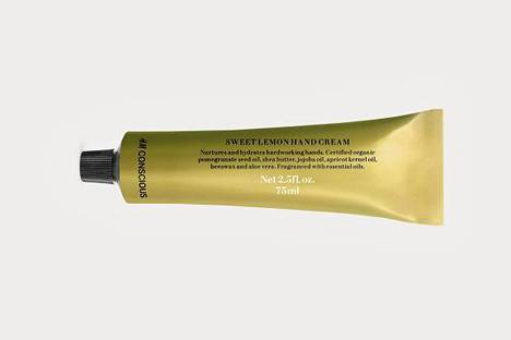 H&M Conscious Sweet Lemon -käsivoide, 6,99 €.