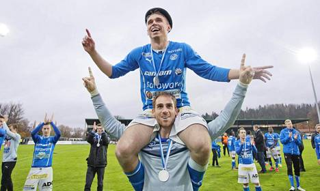 Aleksandr Kokko (yllä) ja Tomer Chencinski
