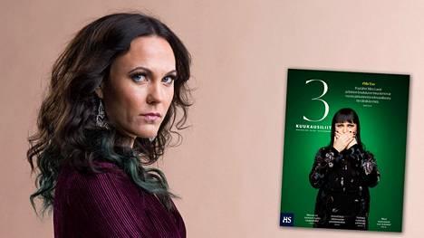 Mira Luoti kertoo Kuukausiliitteen jutussa olleensa yksi ahdistelijan uhreista.