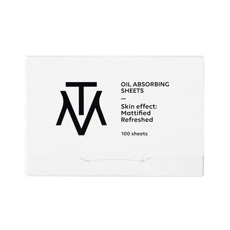 MakeTheMake Oil Absorbing Sheets, 9 € / 100 kpl, Skincity.