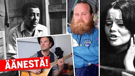 Olavi Virta, Tuure Kilpeläinen, Gösta Sundqvist, Carola... kuka on tehnyt parhaan yksinäisyyttä kuvaavan kappaleen?
