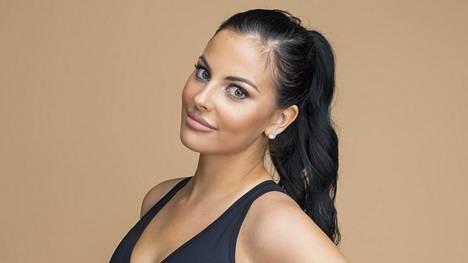 Sahar Larbi on IS:n lukijoiden suosikki Welnessmalli-kilpailussa.