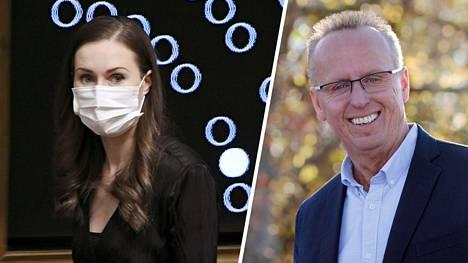 Vuodesta 1993 Espoon kaupunginvaltuustossa istunut Markku Sistonen (sd.) näkee toisen asteen opiskelijoiden rajoitetun paluun lähiopetukseen ainoastaan hyvänä asiana.