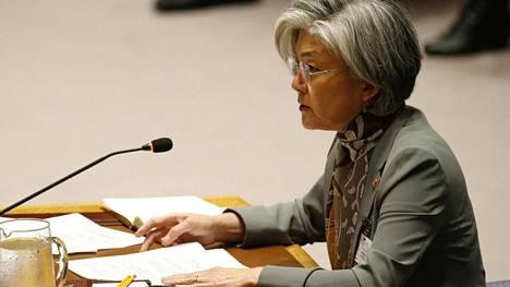 Etelä-Korean ulkoministerin Kang Kyung-whan mukaan tahattomat sotilaalliset yhteenotot Pohjois-Korean kanssa voivat lähteä hallinnasta nopeasti.