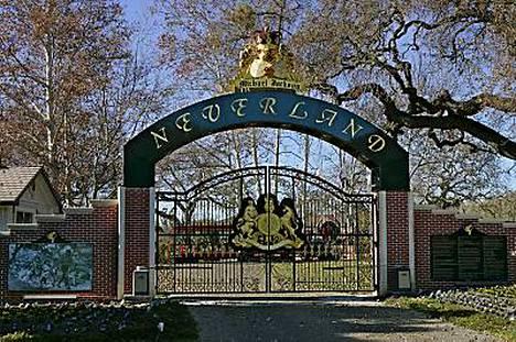 Michael Jackson ei ole asunut Neverlandissa enää muutamaan vuoteen.