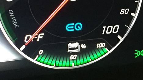 Mercedes-Benzin bränditaktiikkana on nyt paketoida enemmän tai vähemmän sähköistä voimalinjaa käyttävät mallit EQ-kirjainyhdistelmän alle.
