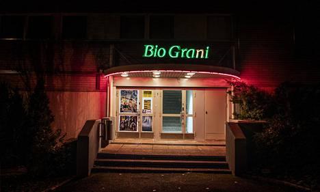 Elokuvateatteri Bio Grani on sijainnut Teinikujalla vuodesta 1977.