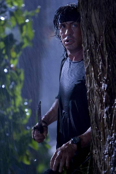Rambo teki paluun kymmenen vuotta sitetn.