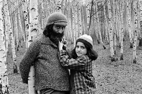 Melvar Melkumyan ja Asja Ivanshintsova-Melkumyan, Moskova 1976