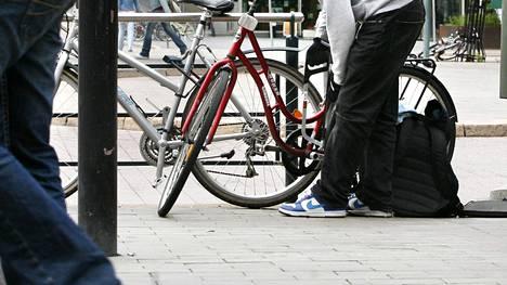 Pyöräilysesongin alkaessa myös pyörävarkaudet kokevat piikin.