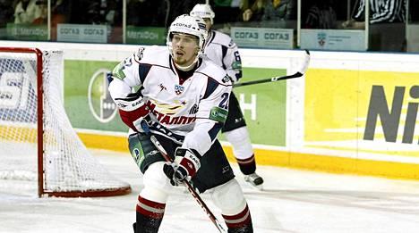 Toni Koivisto teki Luulajan voittomaalin.
