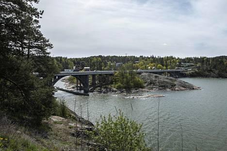 Ukko-Pekan silta Naantalissa valmistui 1934.