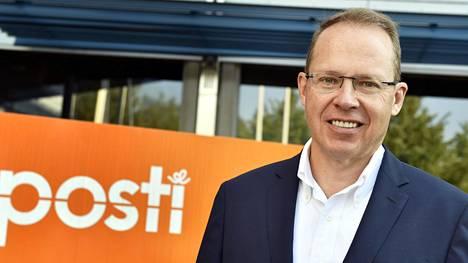 Heikki Malinen aloitti Postin toimitusjohtajana vuonna 2012.
