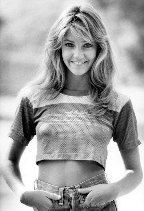 Heather Locklear aloitti uransa jo 80-luvulla.