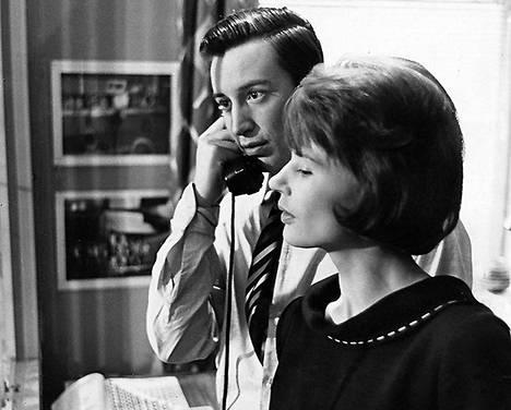 Syyskuinen sunnuntai valmistui vuonna 1963. Siinä esiintyivät muun muassa Harry Ahlin, Harriet Andersson ja Thommy Berggren.