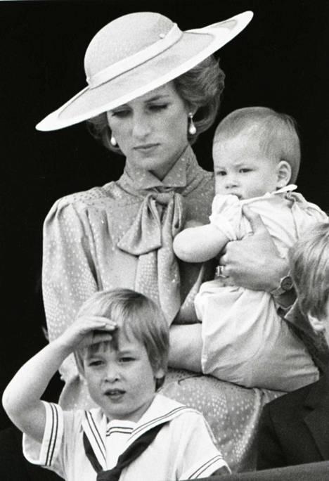 Lapsuudessaan veitikkamaiset prinssit Harry ja William on nähty aiemmin tiiviinä veljeskaksikkona. Heidän välillään on Dianan kuoleman myötä kokemus, jota kukaan muu ihminen maailmassa ei voi täysin ymmärtää.