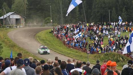 High Peak Finland Oy vastaa ensi kaudesta alkaen MM-rallien fanituotteista.