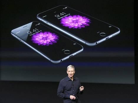Apple aikoi käyttää safiiria iPhonen näytöissä, mutta homma osoittautui liian vaikeaksi.