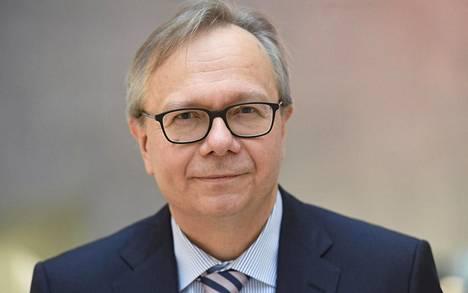 OP:n pääekonomisti Reijo Heiskanen uskoo, että pohjakosketus nähtiin toisessa vuosineljänneksessä.