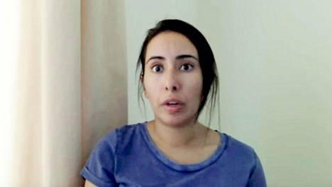 Sheikha Latifa al-Maktoumista ei ole nähty jälkeäkään sitten maaliskuun.