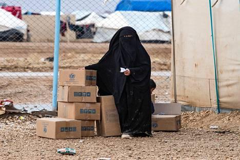 Al-Holin leiristä on saatu tuoreita kuvia joulukuun alkupuolella.