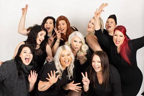 Miss Plus Size 2020 -kilpailijat tavoittelevat kirkkainta kruunua maaliskuussa Vanajanlinnassa.